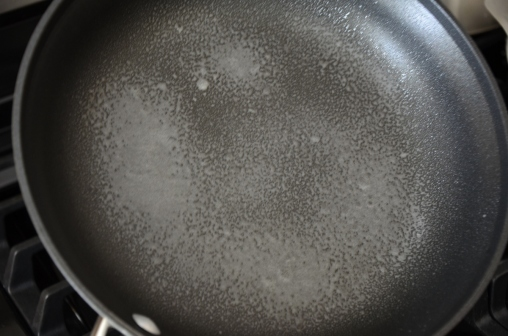 well coated pan