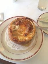 Yummy goodness! Onion Soup