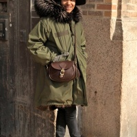 The Perfect Parka. . .