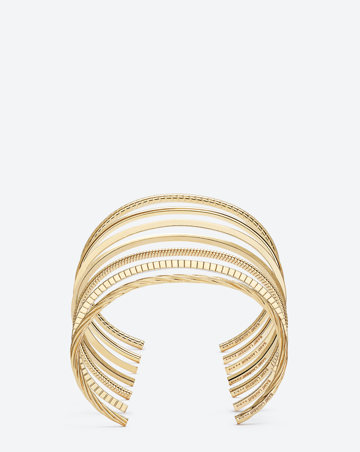 The Bangle Collection YSL