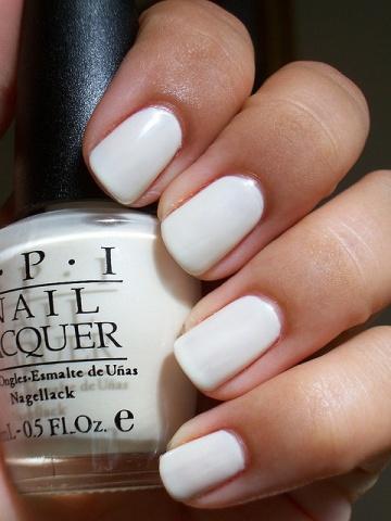 opi white