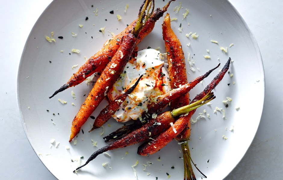 spice-crusted-carrots-with-harissa-and-yogurt-940x600