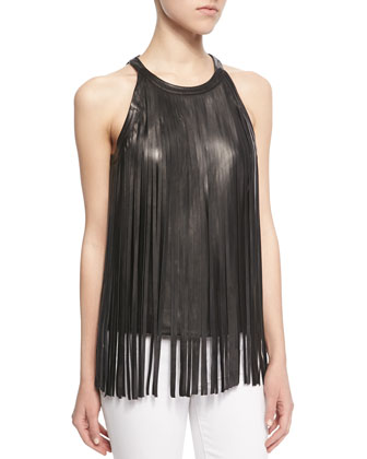 photo credit: cusp leather fringe