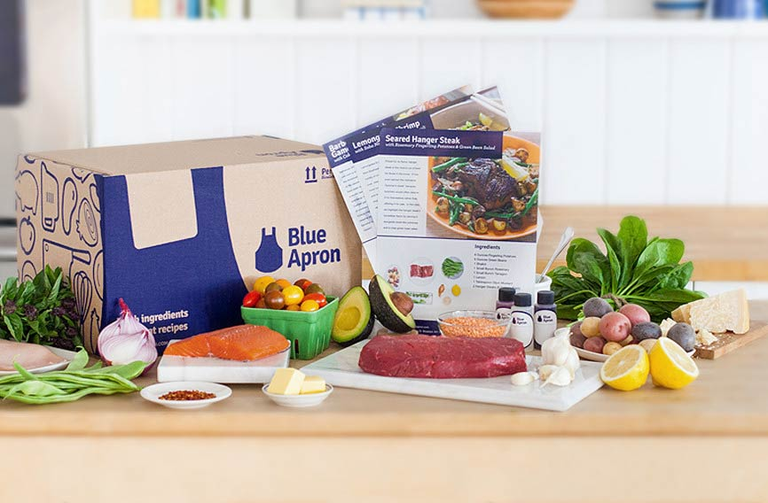 photo credit: blue apron