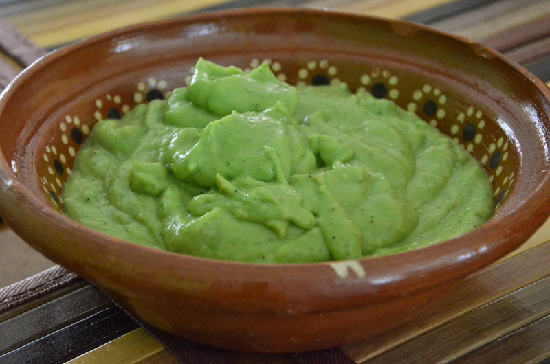 guacamole salsa