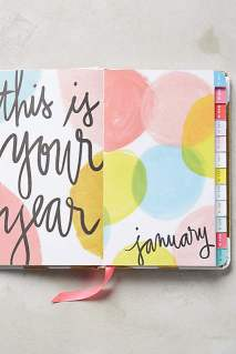 Plan your year