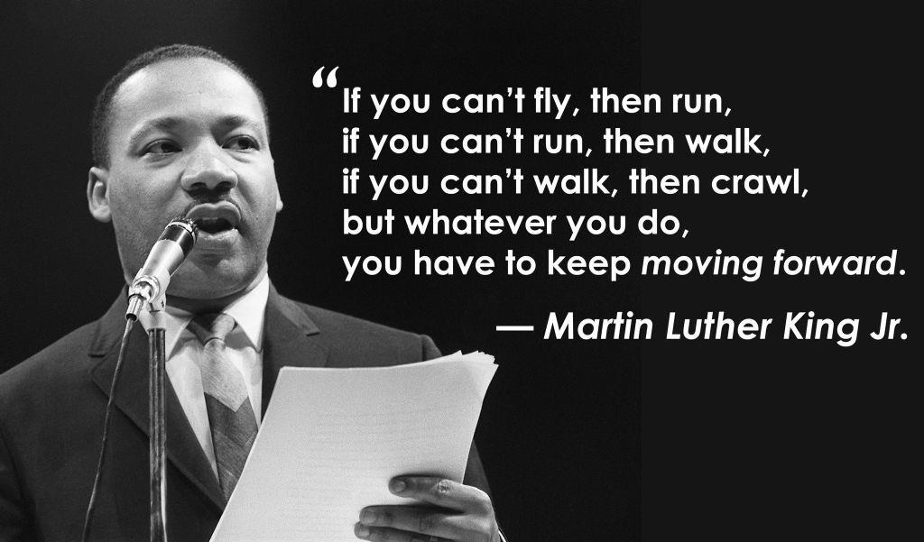 Happy MLK Jr. Day. . . | blah blah birds