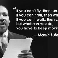 Happy MLK Jr. Day. . .