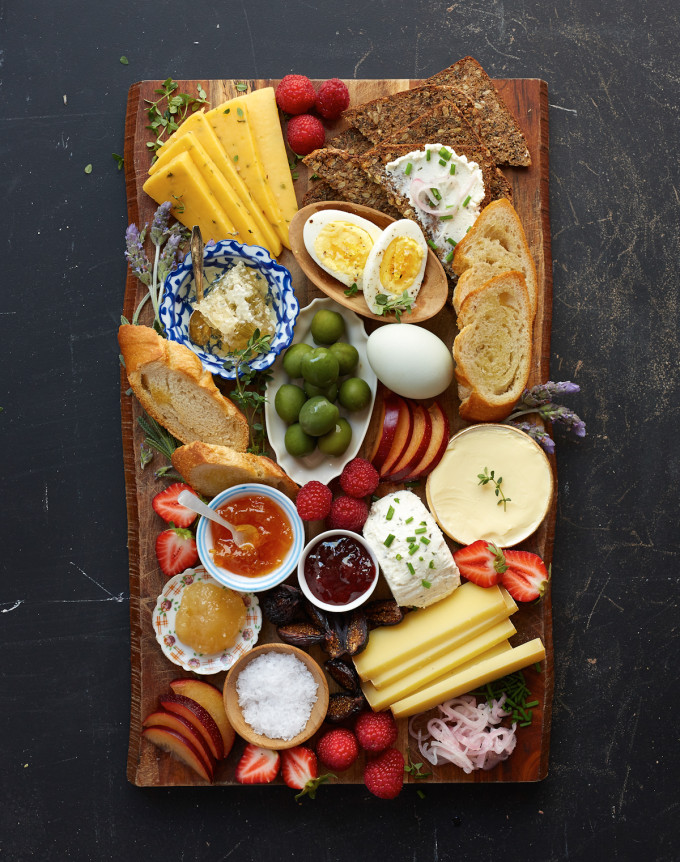Breakfast-Board