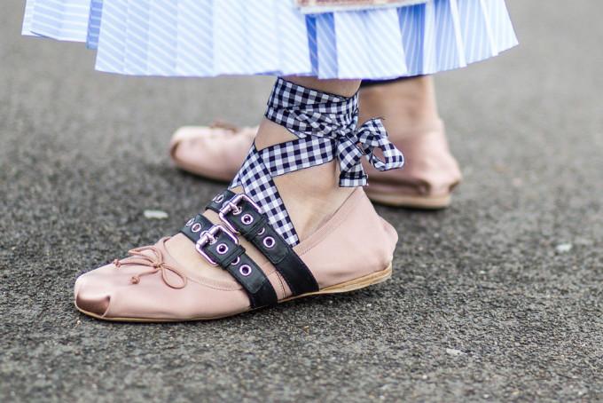 Miu-Miu-Buckle-Flats-fashion-week-fall-2016-street-style-24-680x454
